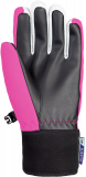 Reusch Torby R-TEX® XT Junior 4961210 7769 black pink back