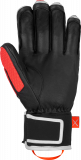 Reusch Worldcup Warrior DH 6011119 7810 white black red back