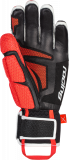 Reusch Worldcup Warrior GS 6011111 7810 white black red back