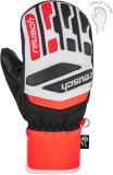 Reusch Worldcup Warrior Prime R-TEX® XT Junior Mit 6071544 7810 white black red front
