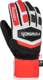 Reusch Worldcup Warrior R-TEX® XT 6011233 7810 white black red front