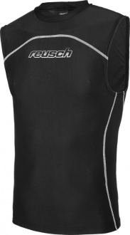 Reusch CS Shirt Sleeveless black front
