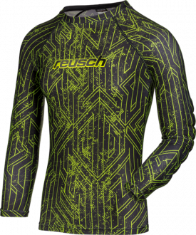 Reusch 3_4 Function Shirt 3413500 704 black front