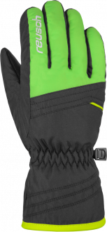 Reusch Alan Junior 4861115 716 black green front