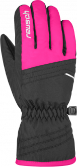 Reusch Alan Junior 4861115 720 black pink front