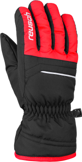 Reusch Alan Junior 6061115 7705 black red front