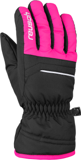 Reusch Alan Junior 6061115 7720 black pink front