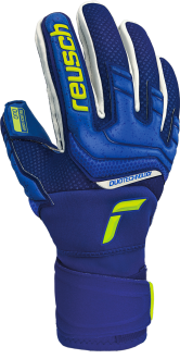 Reusch Attrakt Duo Ortho-Tec 5170050 4949 blue yellow front