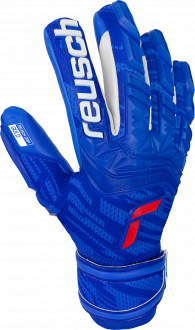 Reusch Attrakt Freegel Gold Finger Support 5170130 4010 blue front