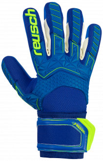 Reusch Attrakt Freegel S1 5070235 4949 blue yellow front