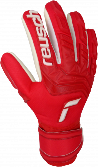 Reusch Attrakt Freegel Silver 5170235 3002 white red front