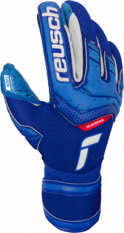 Reusch Attrakt Fusion Guardian Junior 5172945 4010 blue front
