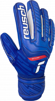 Reusch Attrakt Grip Evolution 5170825 4010 blue front