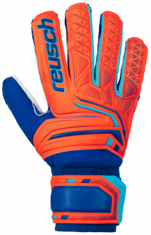 Reusch Attrakt SD 5070515 2290 blue orange front