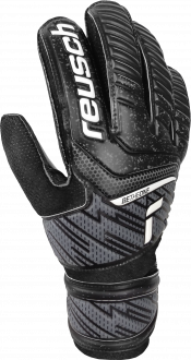Reusch Attrakt Solid Junior 5172515 7700 black front