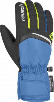 Reusch Balin R-TEX® XT 4801265 4452 black blue yellow front
