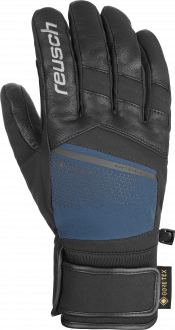 Reusch Beat GTX  6001340 7787 black blue front