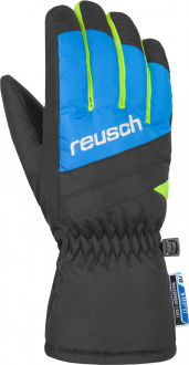 Reusch Bennet R-TEX® XT Junior 4861206 760 black blue front