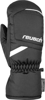 Reusch Bennet R-TEX® XT Junior Mitten 6061506 7701 white black front