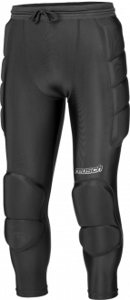 Reusch CS 3_4 Short Soft Padded 3917520 700 black front