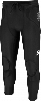 Reusch Compression Short 3_4 Femur 5117800 7700 black front