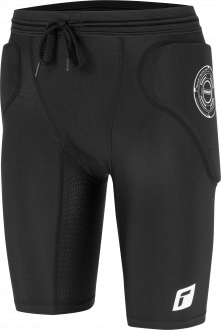 Reusch Compression Short Femur 5118800 7700 black front