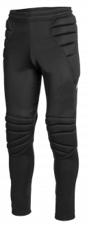Reusch Contest II Pant 5016205 7702 black silver front
