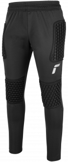 Reusch Contest II Pant Advance 5116215 7702 black silver front