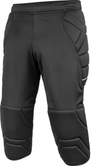 Reusch Contest Short 3_4 3817205 700 black front