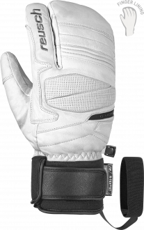 Reusch D.Money R-TEX® XT  6002838 1100 white front