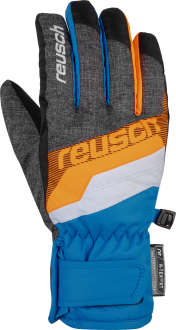 Reusch Dario R-TEX® XT Junior 4961212 7013 blue grey front