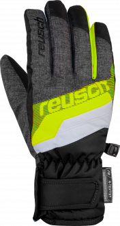 Reusch Dario R-TEX® XT Junior 4961212 7014 yellow grey front
