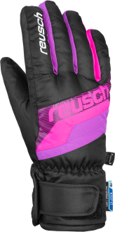 Reusch Dario R-TEX® XT Junior 4961212 7720 black pink front