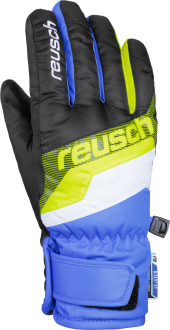 Reusch Dario R-TEX® XT Junior 4961212 7760 black blue front