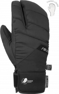 Reusch Febe R-TEX® XT Lobster 4931724 7700 black front