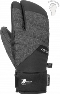 Reusch Febe R-TEX® XT Lobster 4931724 7721 grey front