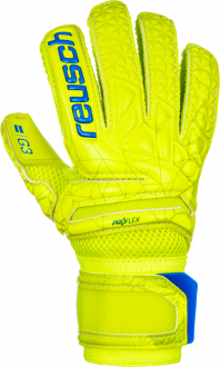 Reusch Fit Control Pro G3 Junior 3972955 583 yellow front