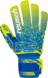 Reusch Fit Control Pro G3 Negative Cut 3970956 883 blue front