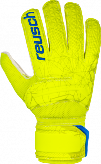 Reusch Fit Control RG 3970615 588 yellow front