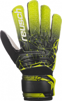 Reusch Fit Control SD Open Cuff Junior 3972515 704 black front