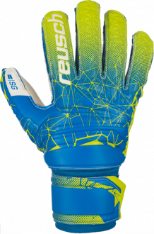 Reusch Fit Control SG Finger Support 3970810 888 blue front