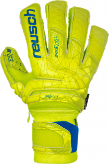 Reusch Fit Control Supreme G3 Fusion Ortho-Tec 3970991 583 yellow front