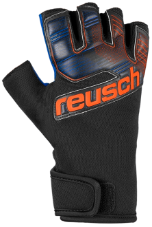 Reusch Futsal SG SFX 5070320 7083 black blue orange front