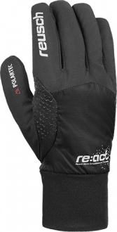 Reusch Garhwal Hybrid TOUCH-TEC 4907194 7702 black silver front