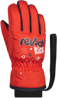 Reusch Kids 4885105 325 white blue red front
