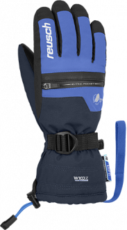 Reusch Luis R-TEX® XT Junior 4961243 4458 blue front