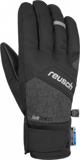 Reusch Luke R-TEX® XT 4801251 721 black grey front