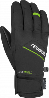 Reusch Luke R-TEX® XT 4801251 7716 black green front