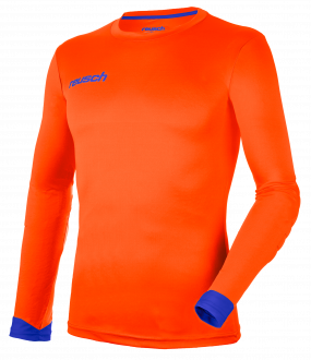 Reusch Match Longsleeve Padded 5011700 2290 blue orange front