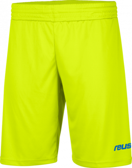 Reusch Match Short 3918705 500 yellow front